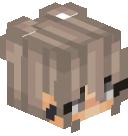 Sqey's head